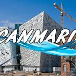 Скоро откроется музей Titanic Belfast