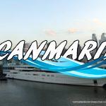Яхта Абрамовича потрясла Нью-Йорк